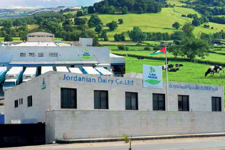 The Jordan Dairy Company Limited (Maha)