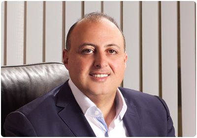 Group Chairman Maher Hourani